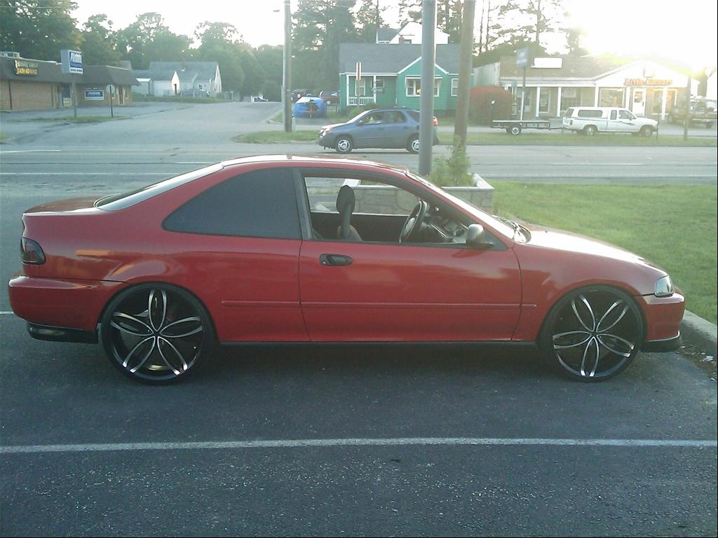 Honda Civic 20spicture 9 Reviews News Specs Buy Car