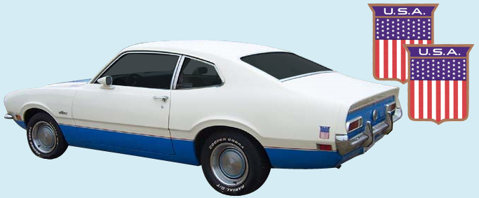 Ford Maverick Sprint
