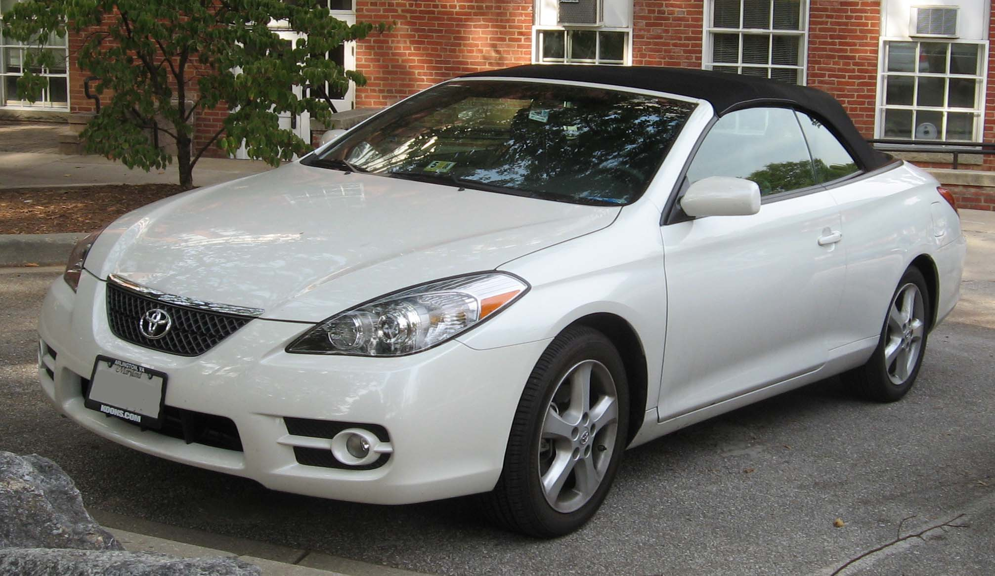 Toyota Solara Convertible Photos Reviews News Specs