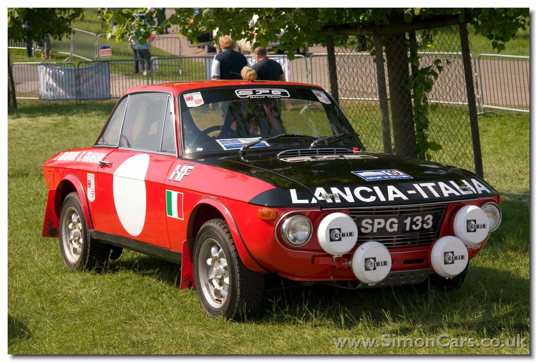 Lancia Fulvia Coupe Hf Picture 14 Reviews News Specs