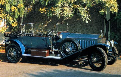 Rolls Royce Alpine Eagle
