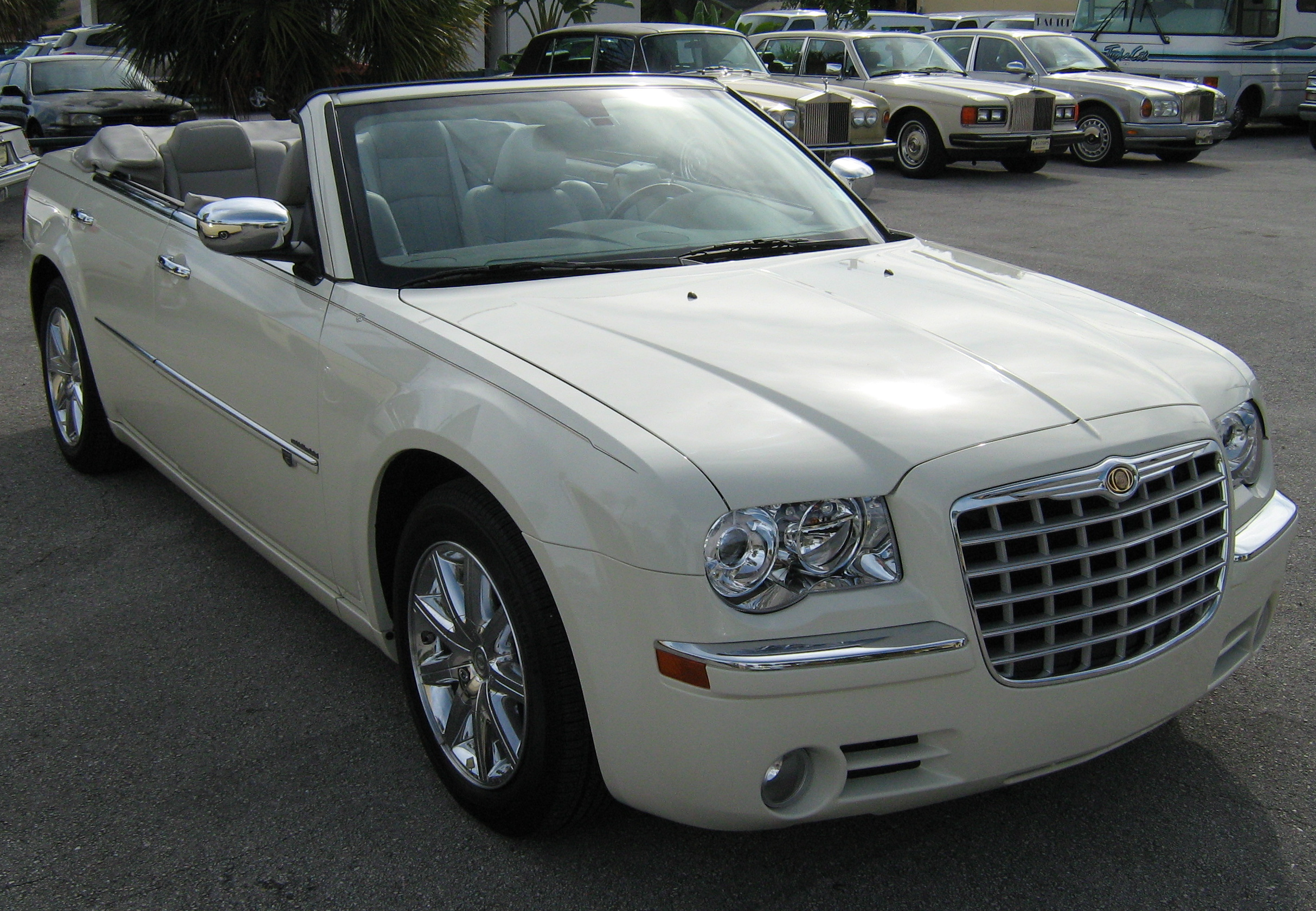 Chrysler 300 Convertible Picture 7 Reviews News