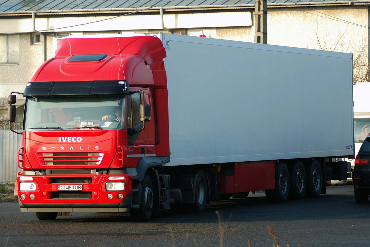 Iveco Stralis AT 430:picture # 4 , reviews, news, specs, buy car