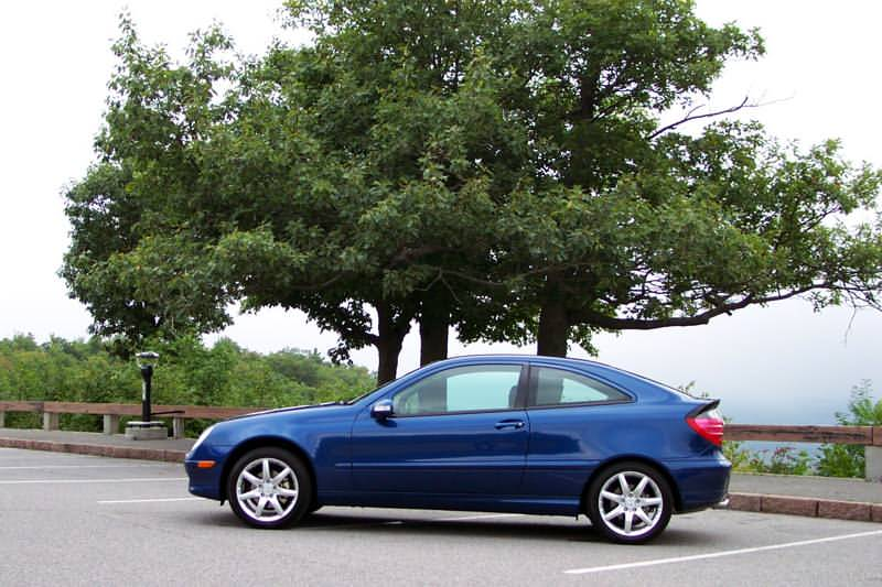 Mercedes benz c230 coupe picture 7 reviews news for Mercedes benz 2002 c230