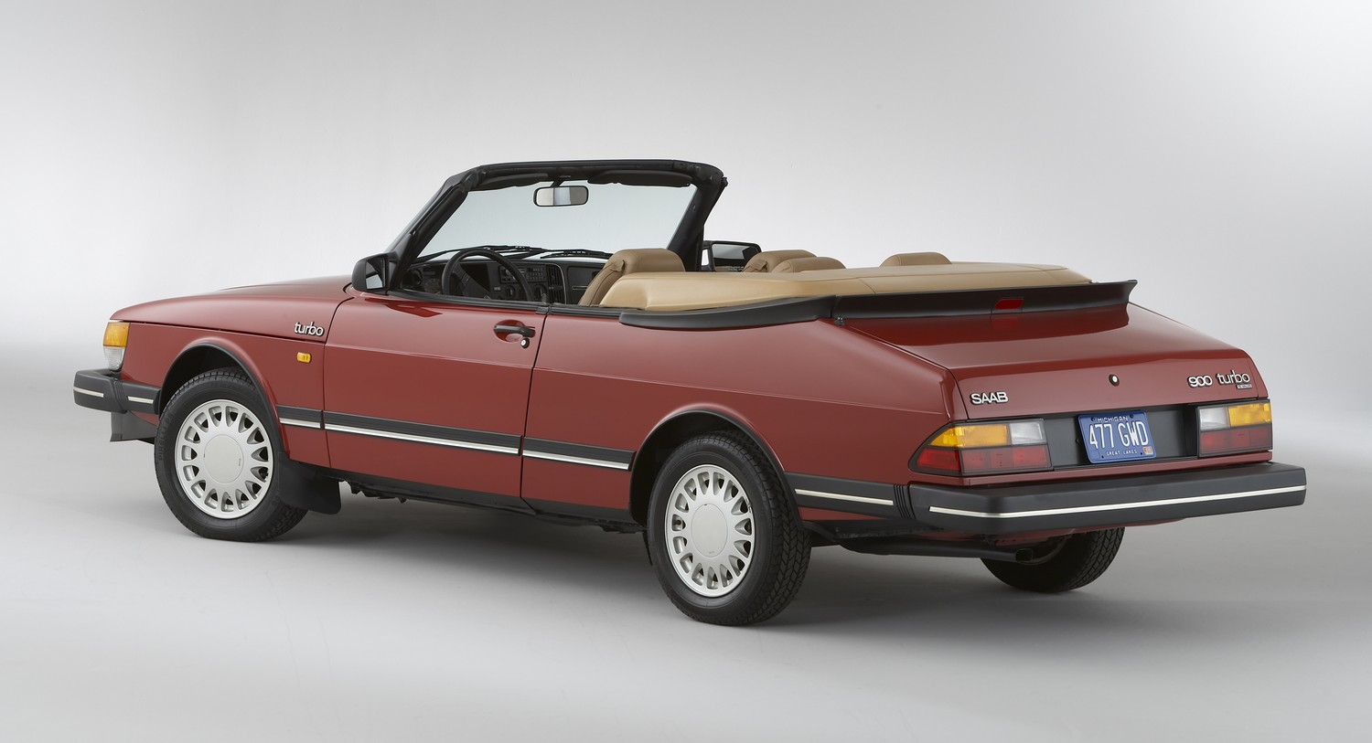 saab 900 turbo convertible prototype photos reviews news specs buy car. Black Bedroom Furniture Sets. Home Design Ideas