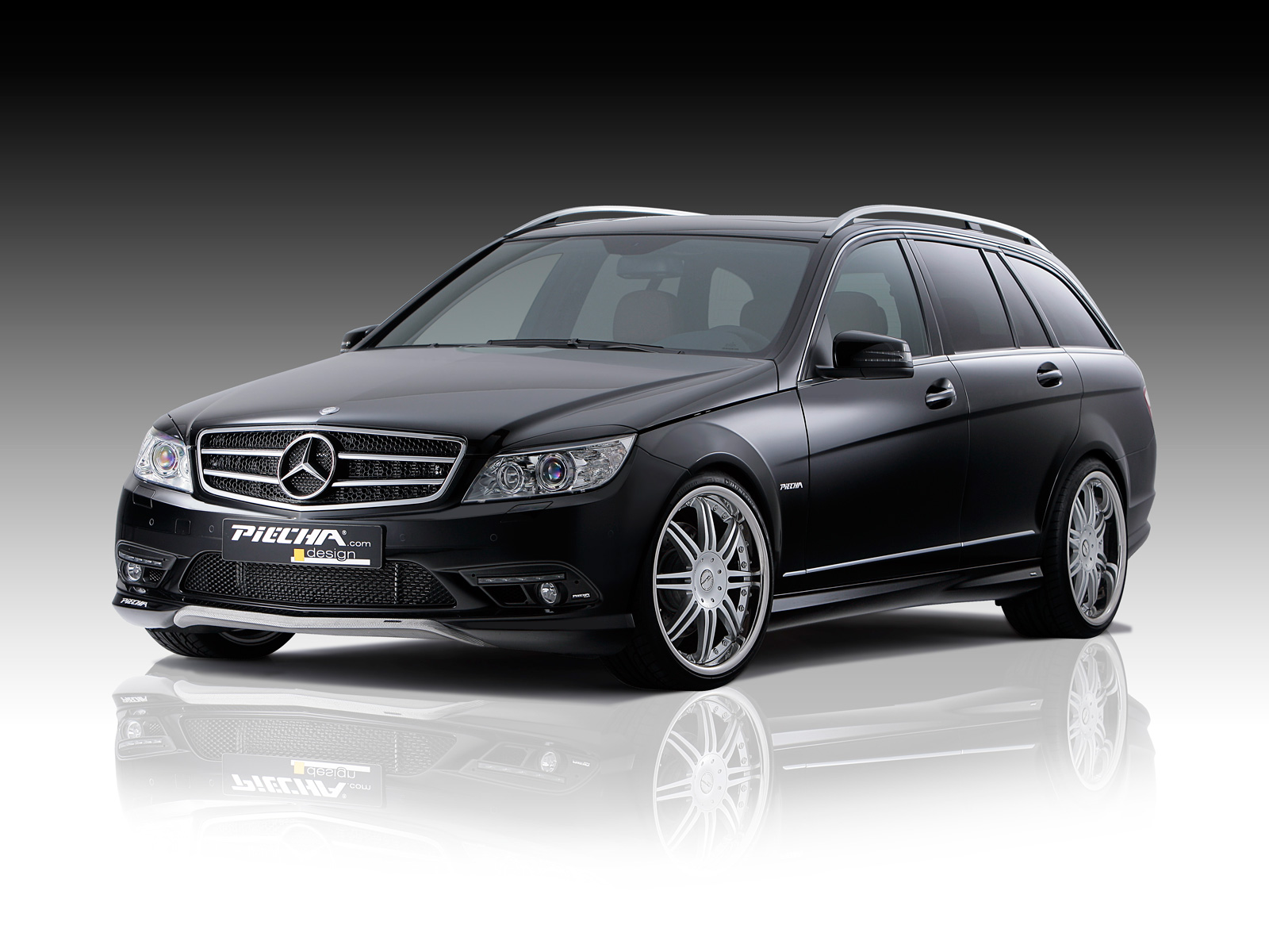 Mercedes benz c class t model photos reviews news for Mercedes benz c300 horsepower