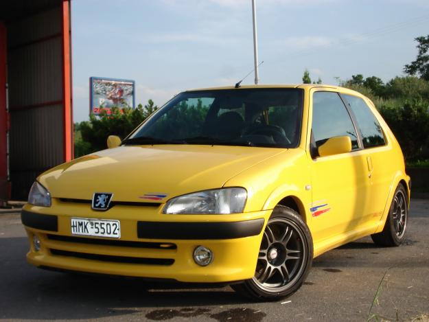 peugeot 106 rallye 16v photos reviews news specs buy car. Black Bedroom Furniture Sets. Home Design Ideas