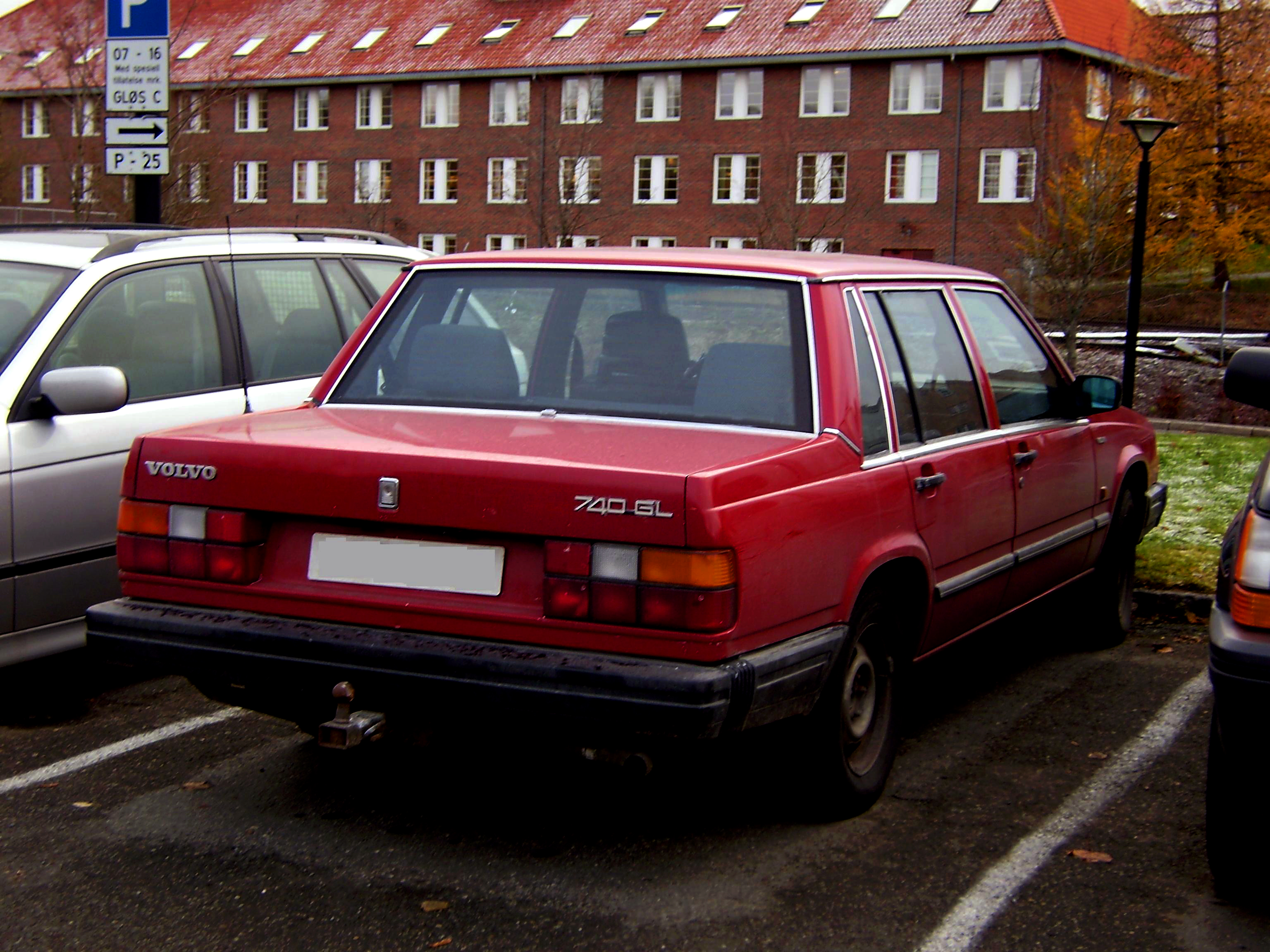 Volvo 740 GL:picture # 11 , reviews, news, specs, buy car