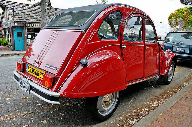 citroen 2cv6 special picture 13 reviews news specs buy car. Black Bedroom Furniture Sets. Home Design Ideas