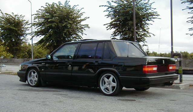 volvo 740 turbo picture 15 reviews news specs buy car. Black Bedroom Furniture Sets. Home Design Ideas