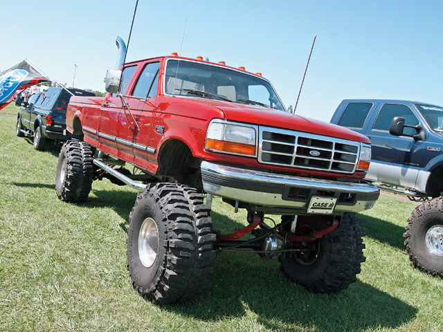 Ford Monster truck: Photos, Reviews, News, Specs, Buy car
