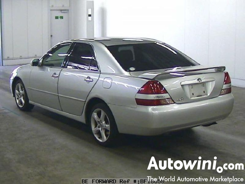 Toyota Mark Ii Ir S Picture 10 Reviews News Specs