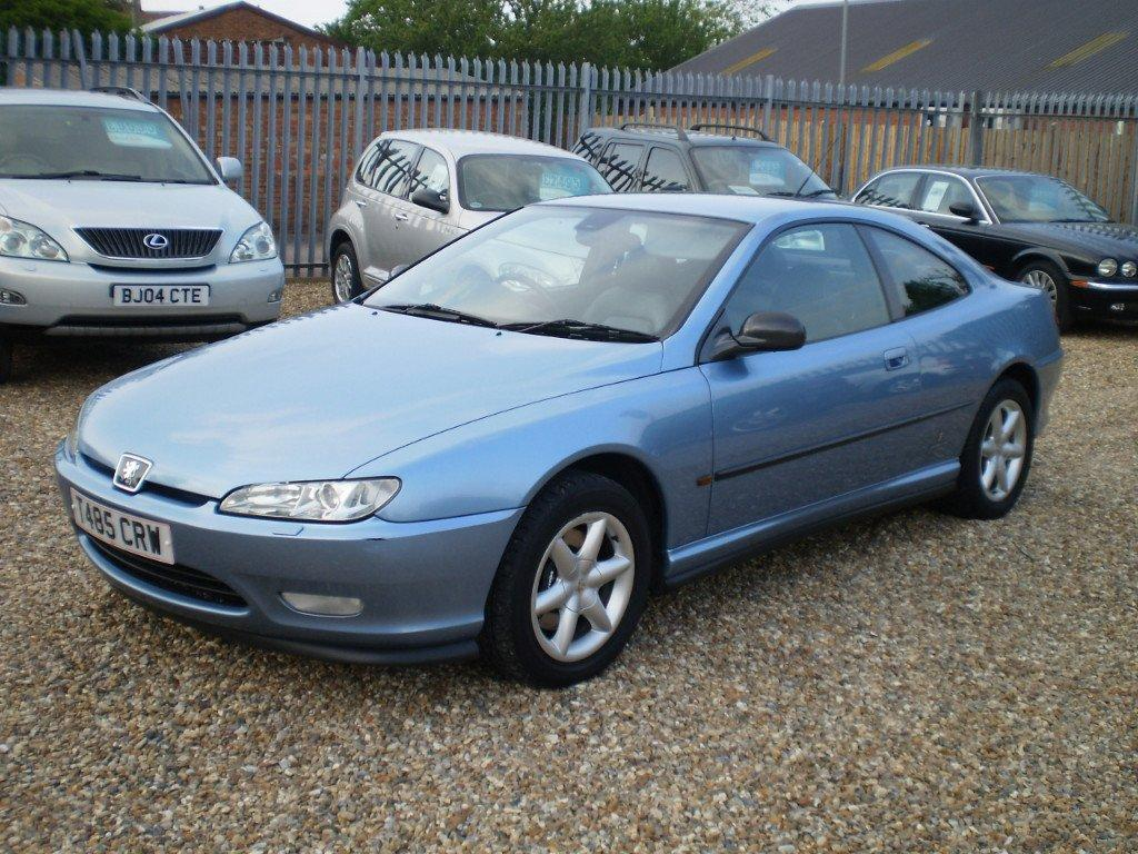 peugeot 406 coupe v6 picture 15 reviews news specs buy car