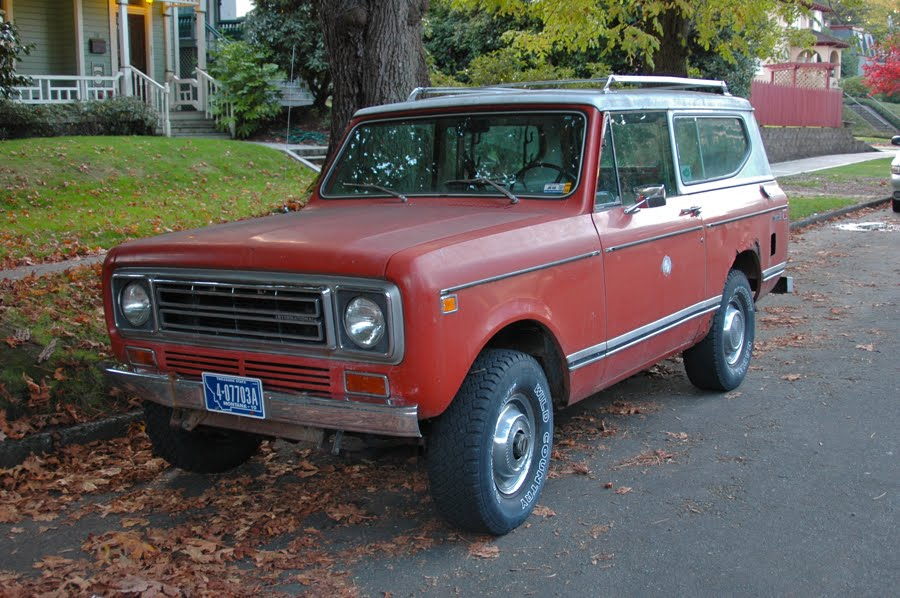 international harvester scout ii picture 13 reviews news specs buy car. Black Bedroom Furniture Sets. Home Design Ideas