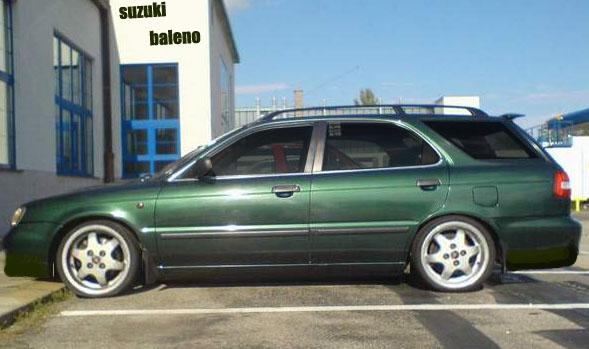 Suzuki Baleno Wagonpicture 7 Reviews News Specs Buy Car