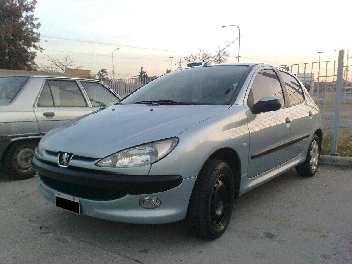peugeot 206 16 xr photos reviews news specs buy car. Black Bedroom Furniture Sets. Home Design Ideas