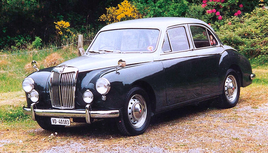 Mg magnette zb picture 13 reviews news specs buy car