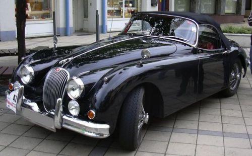 Jaguar XK 150 S:picture # 15 , reviews, news, specs, buy car