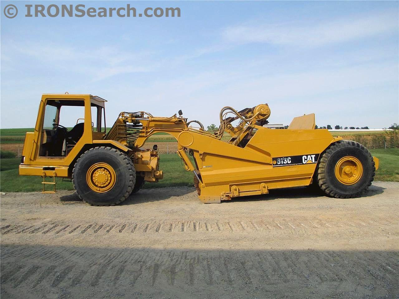 Caterpillar 613c Picture 8 Reviews News Specs Buy Car