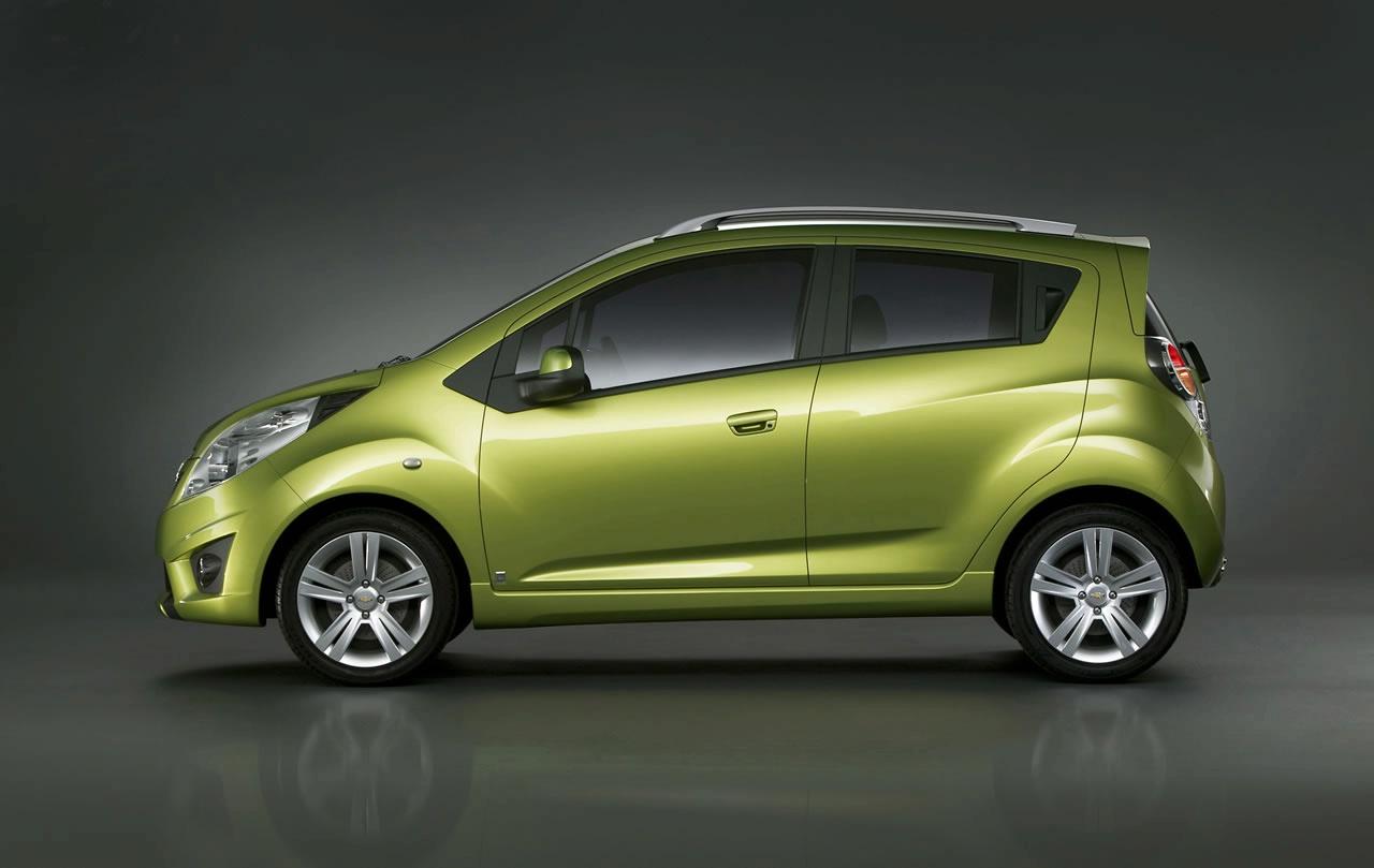 Chevrolet Spark Gt 12 Lt Picture 7 Reviews News Specs Buy Car