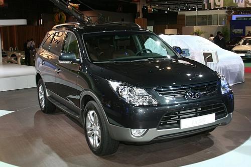 hyundai ix55 picture 74 reviews news specs buy car. Black Bedroom Furniture Sets. Home Design Ideas