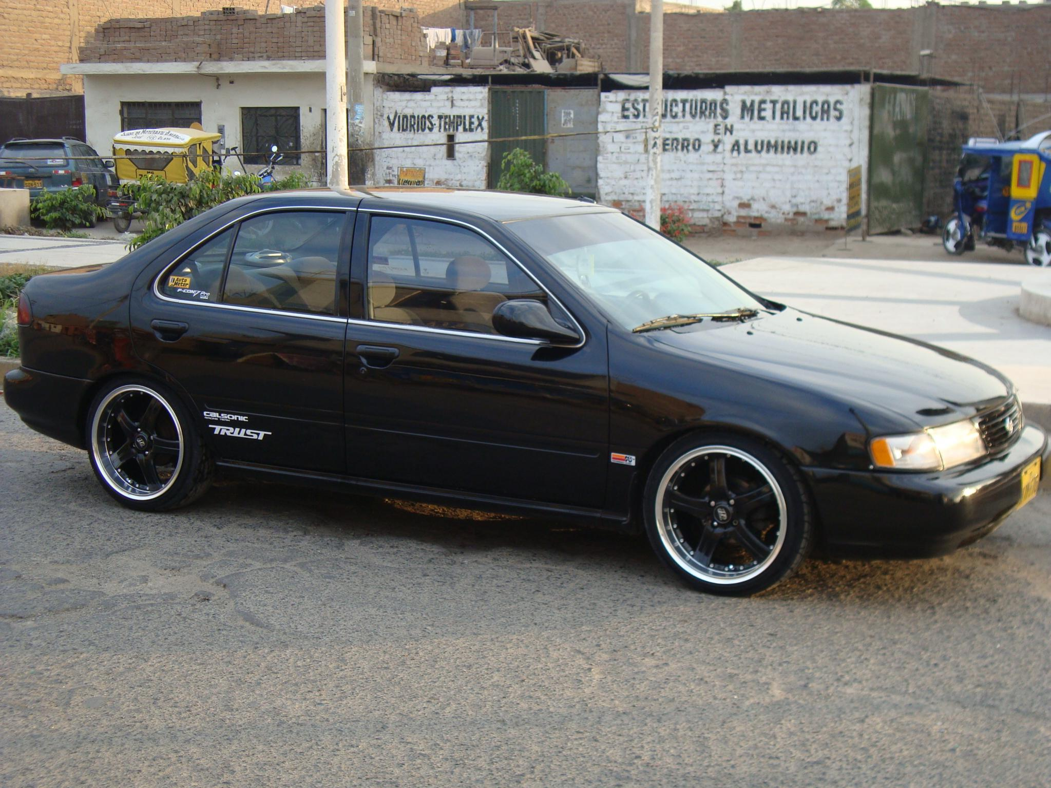 Nissan Sentra B14:picture # 7 , reviews, news, specs, buy car