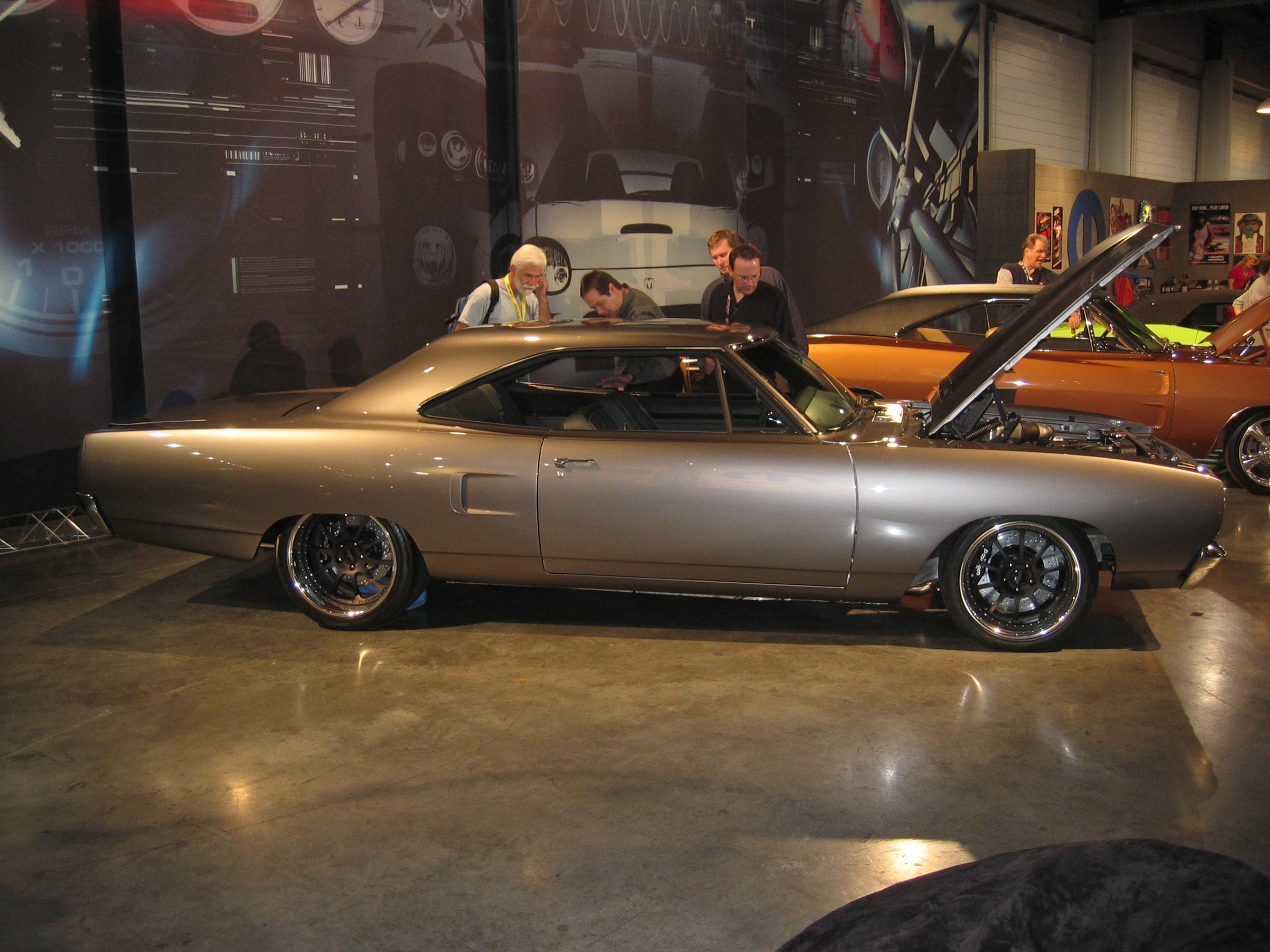 Plymouth Road Runner Gtx Picture 6 Reviews News