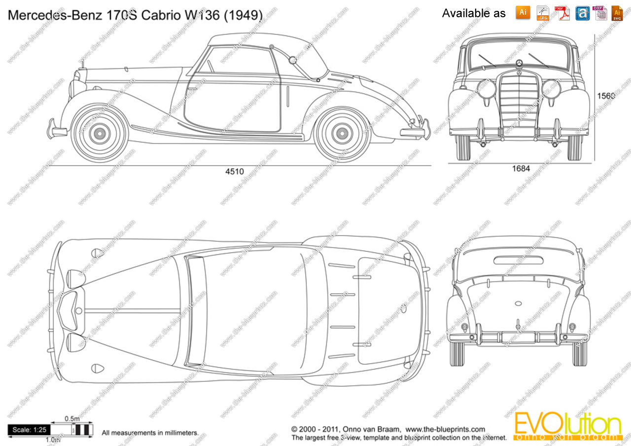 Mercedes-Benz 170S cabrio:picture # 12 , reviews, news