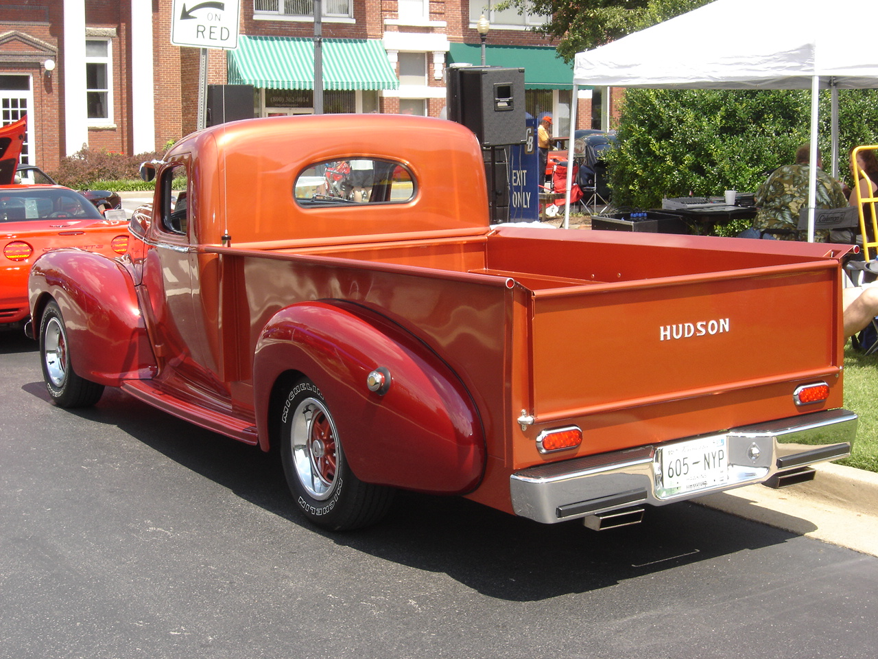 Hudson Pickup:picture # 11 , reviews, news, specs, buy car