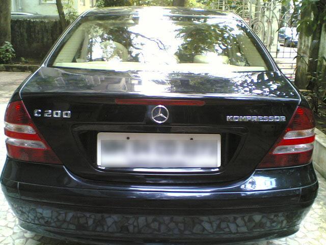 mercedes benz c200 kompressor picture 10 reviews news specs buy car. Black Bedroom Furniture Sets. Home Design Ideas