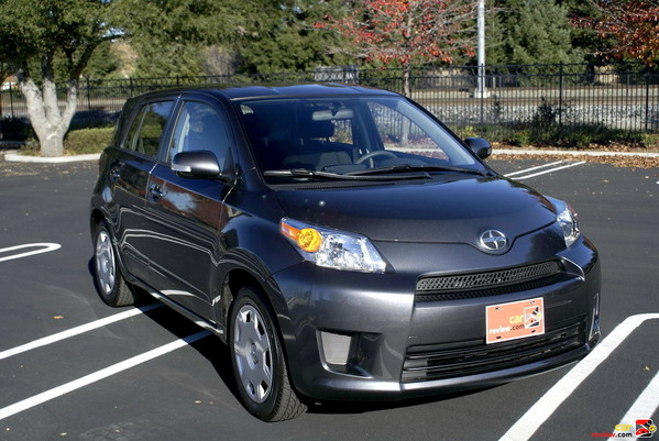 2008 Scion Xd Review Ratings Specs Prices And Photos | Auto Design