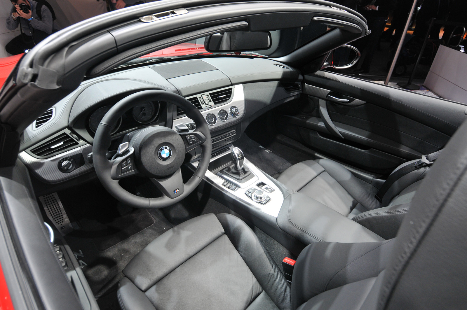 Bmw Z4 Sdrive 35is Picture 5 Reviews News Specs Buy Car