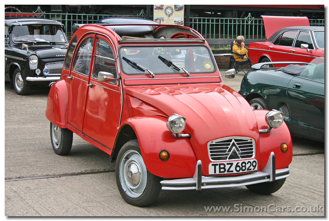 citroen 2cv6 special picture 6 reviews news specs buy car. Black Bedroom Furniture Sets. Home Design Ideas