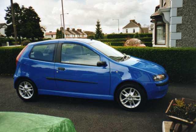 Fiat Punto Sporting Fiat