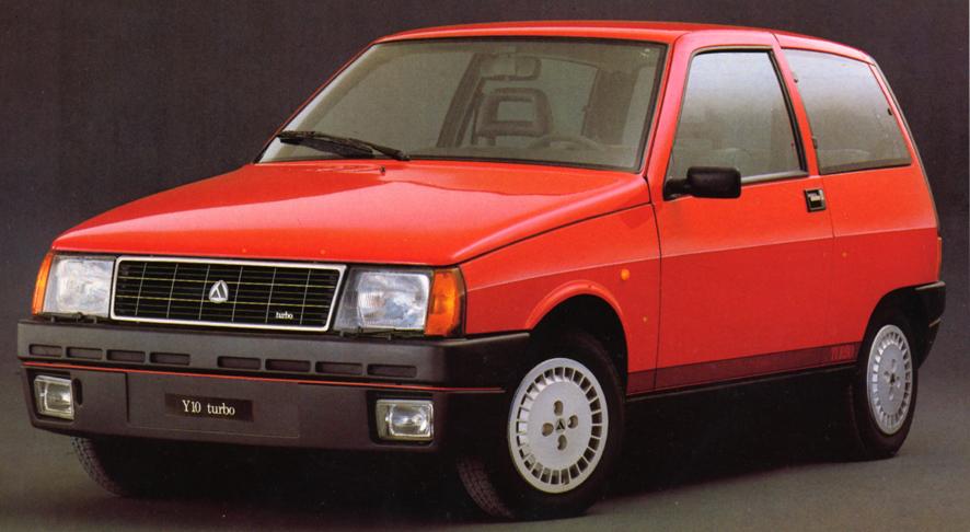 Autobianchi Y10:picture # 7 , reviews, news, specs, buy car