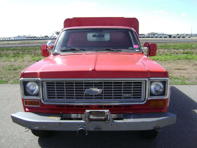 Chevrolet Custom Deluxe K20