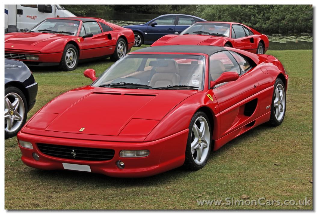 Ferrari 355 Gts Photos Reviews News Specs Buy Car