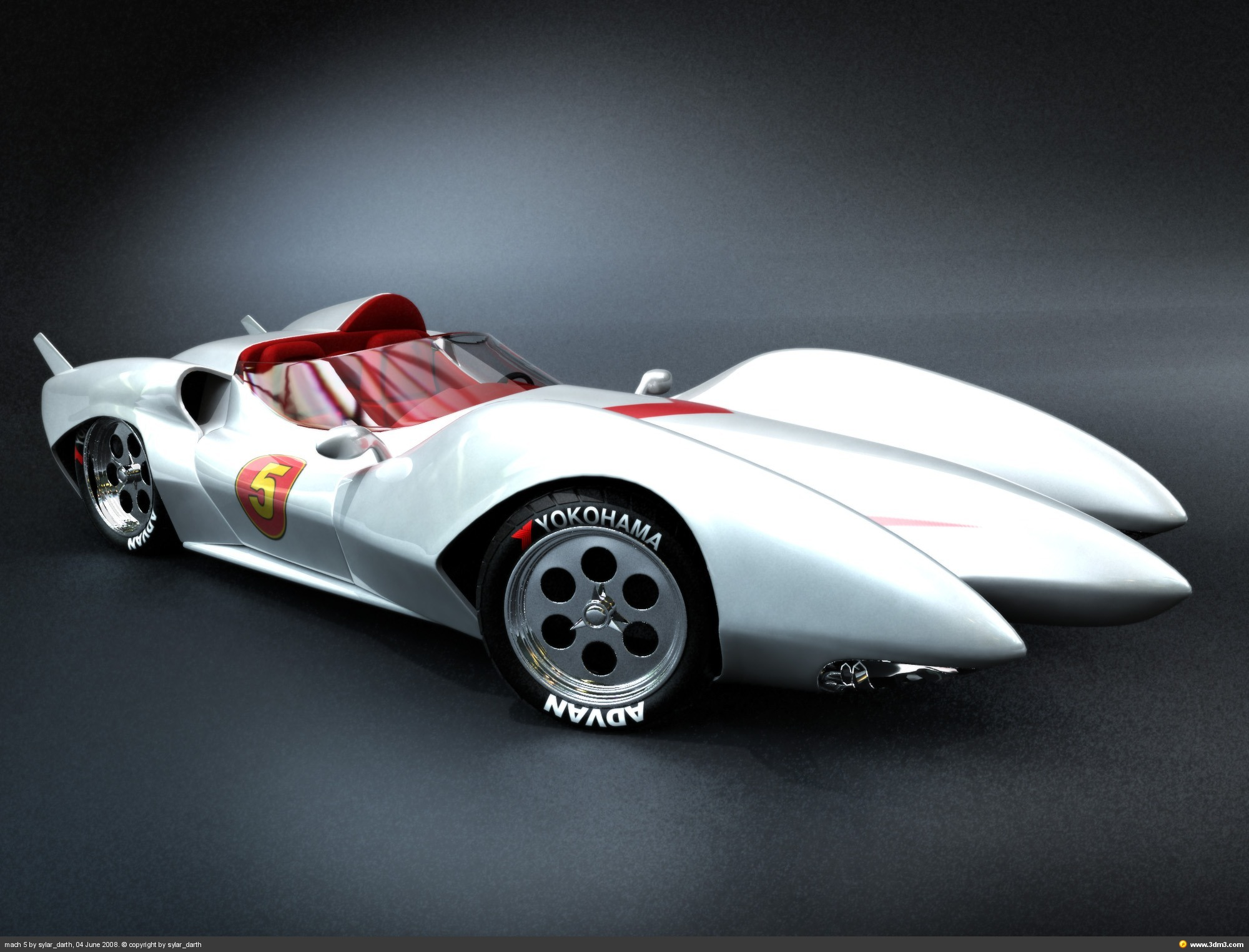 Mach 5 Picture 6 Reviews News Specs Buy Car