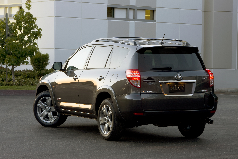 Toyota Rav4 V6 Picture 9 Reviews News Specs Buy Car