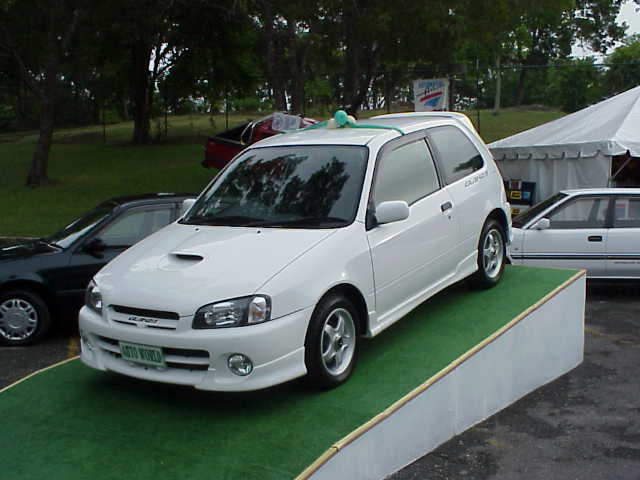 Toyota Starlet 12 DL:picture # 12 , reviews, news, specs