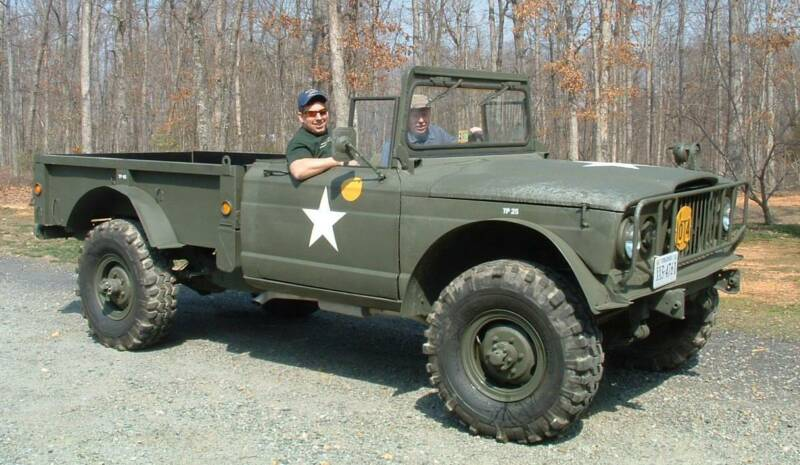 Jeep Willys For Sale >> Jeep M715:picture # 15 , reviews, news, specs, buy car