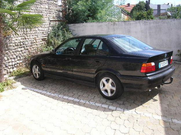 bmw 318 tds picture 11 reviews news specs buy car