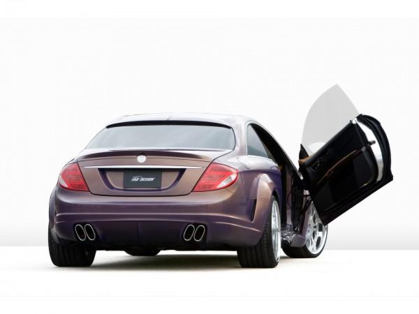 Mercedes benz 450 cl picture 14 reviews news specs for Mercedes benz cl 450