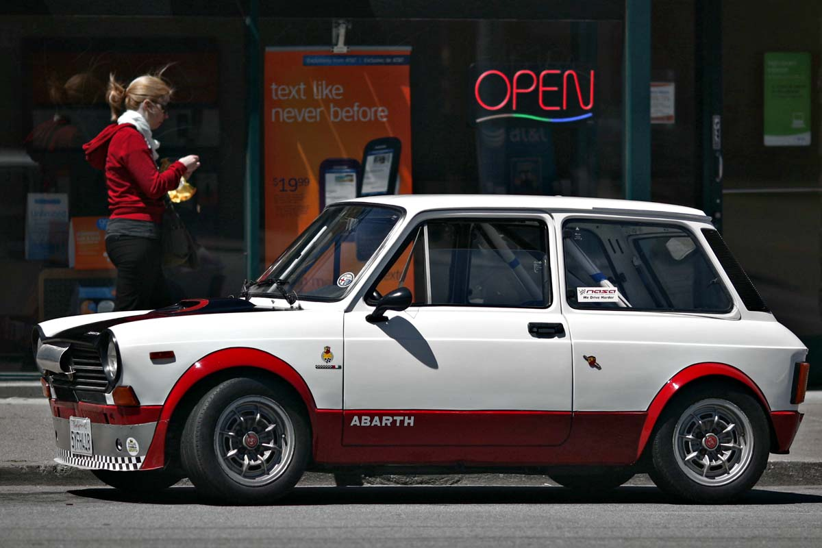 Autobianchi A112 Abarth Picture 14 Reviews News