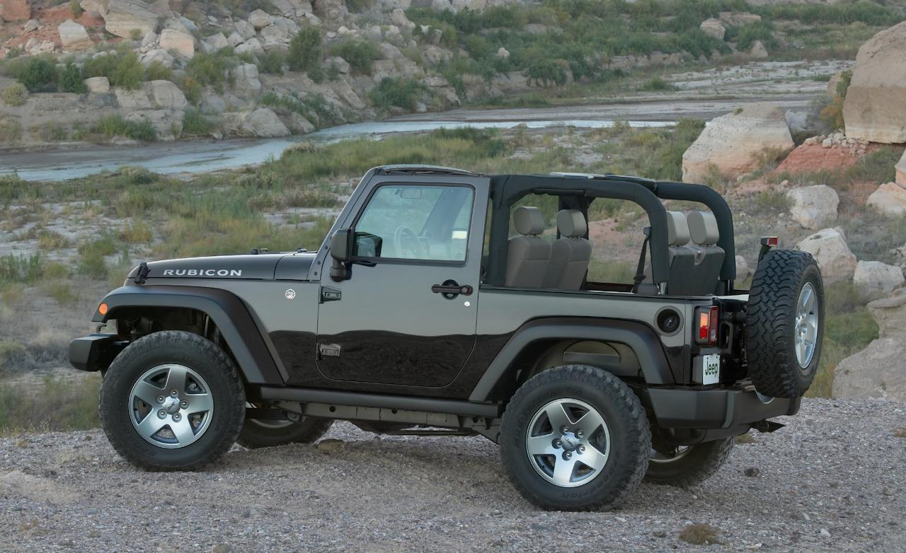 Jeep Wrangler Rubicon Picture 10 Reviews News Specs