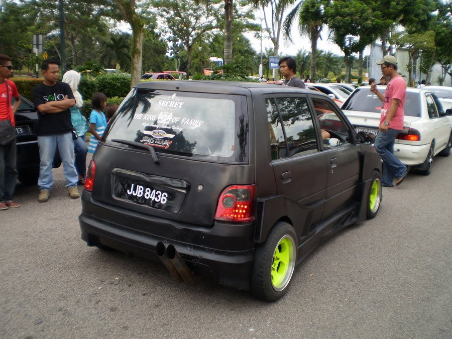 Perodua Kancil: Photos, Reviews, News, Specs, Buy car