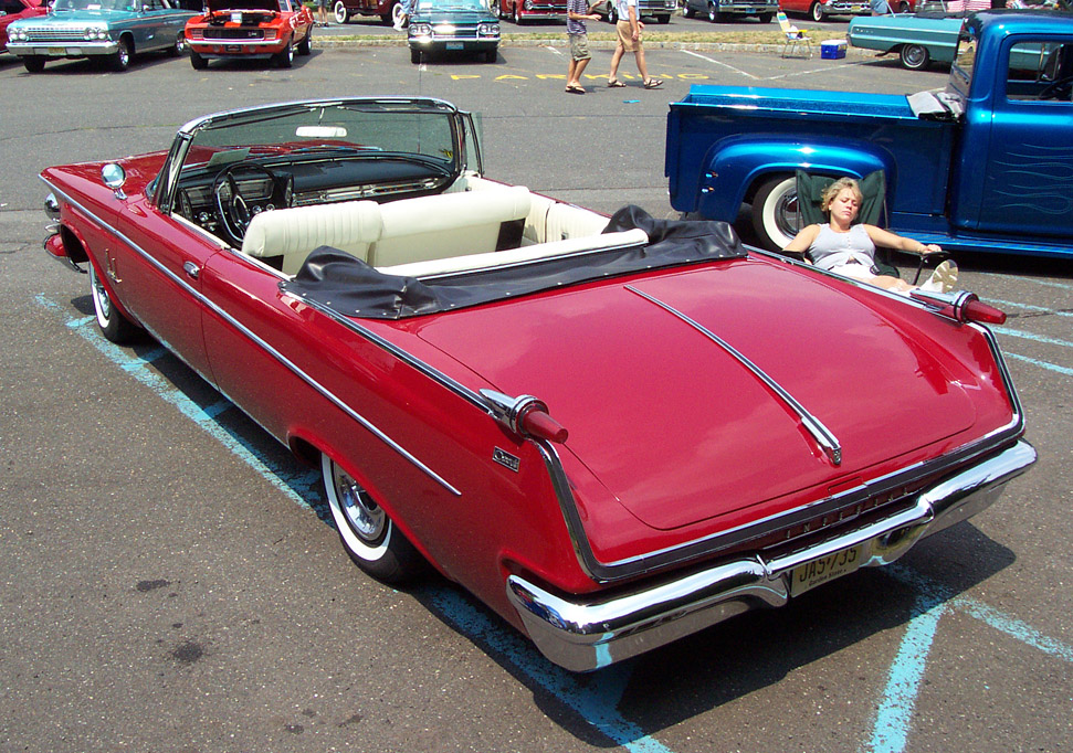 Imperial Crown Cabrio:picture # 4 , reviews, news, specs