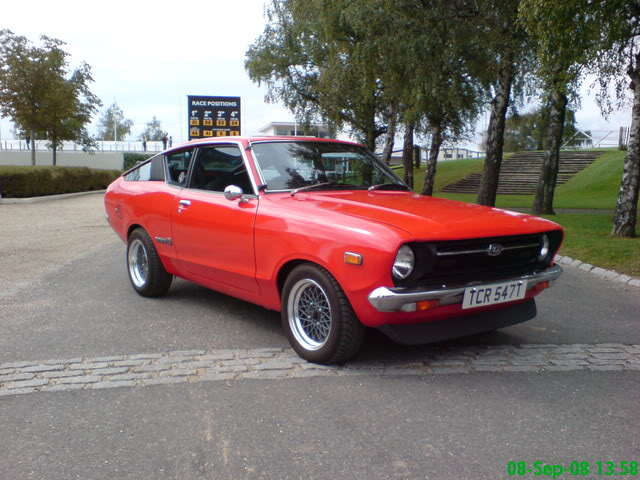 Datsun 120y Coup Picture 14 Reviews News Specs Buy Car