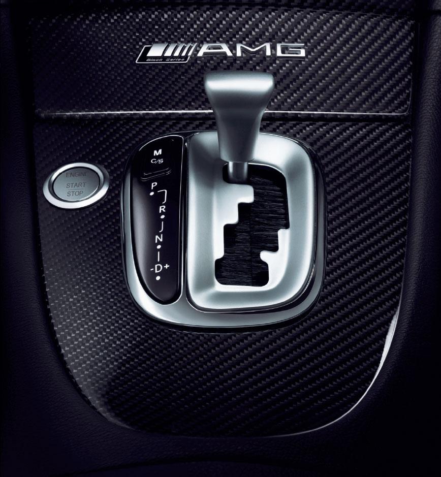 Mercedes Benz Clk63 Amg Black Seriespicture 14 Reviews