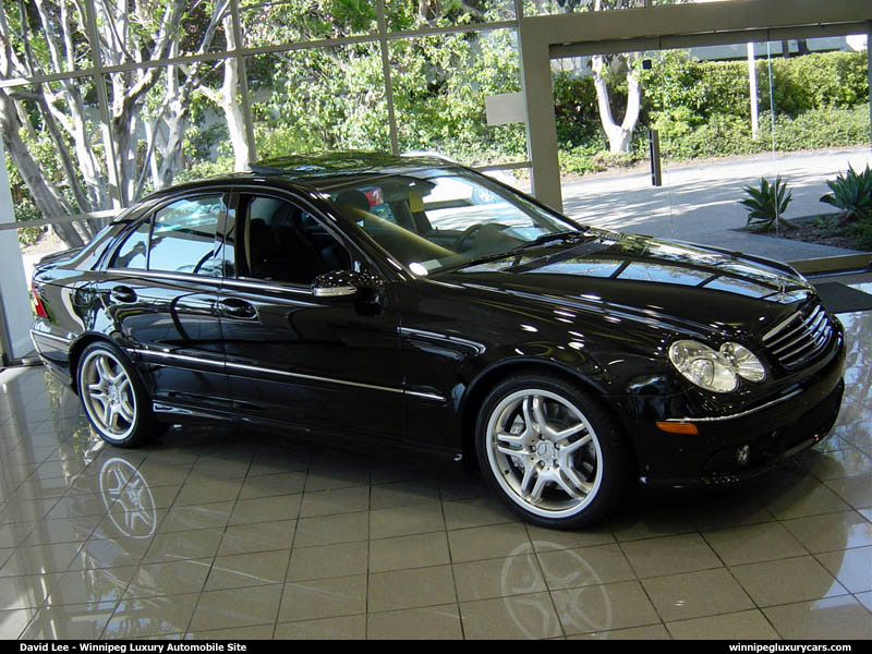 Mercedes benz c55 amg picture 9 reviews news specs for Mercedes benz c55 amg